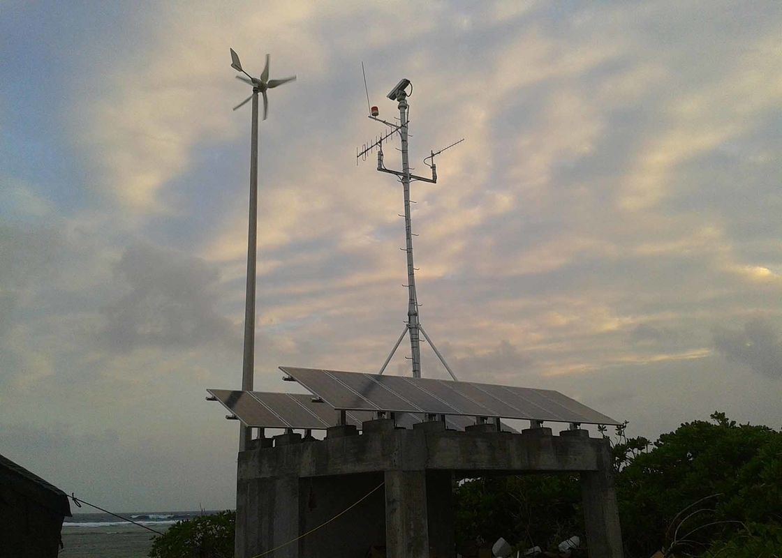 Remote Area Farm Aluminuim Off Grid Wind Generator 1500W 48V 3000W 48V Ling Off Grid Application